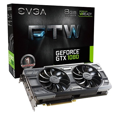 Nvidia GTX 1080 Graphics Card