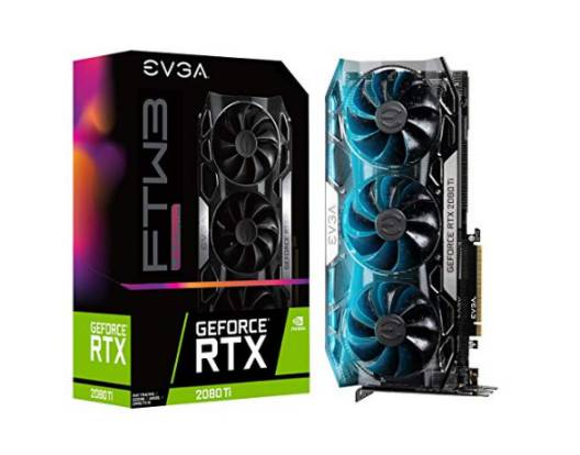 EVGA GeForce RTX 2080 Ti Graphics card