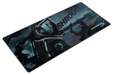 HyperX FURY PRO Shroud Hero Edition Mousepad