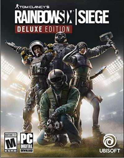 Rainbow Six Siege Deluxe Edition