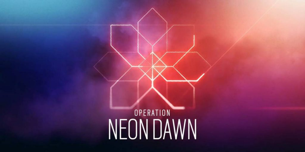 Operation Neon Dawn R6 - Y5S4 cover photo