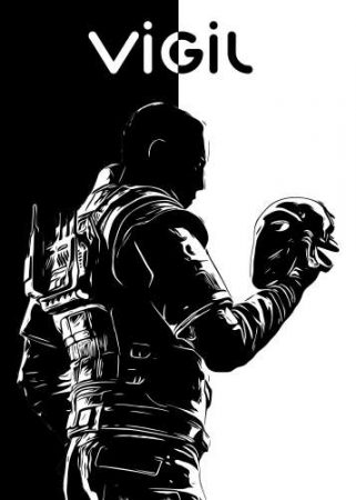 Vigil R6 B&W design by r6siegecenter